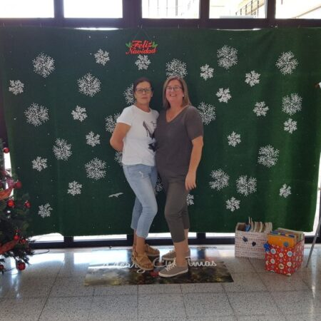 Navidad en escuela