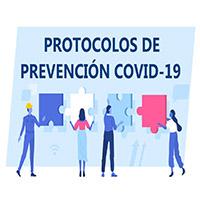Protocolos de Prevención Covid-19